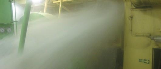 Entrada de agua a la Sala de Máquinas