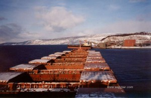 Primo desde Leopardi en Narvik