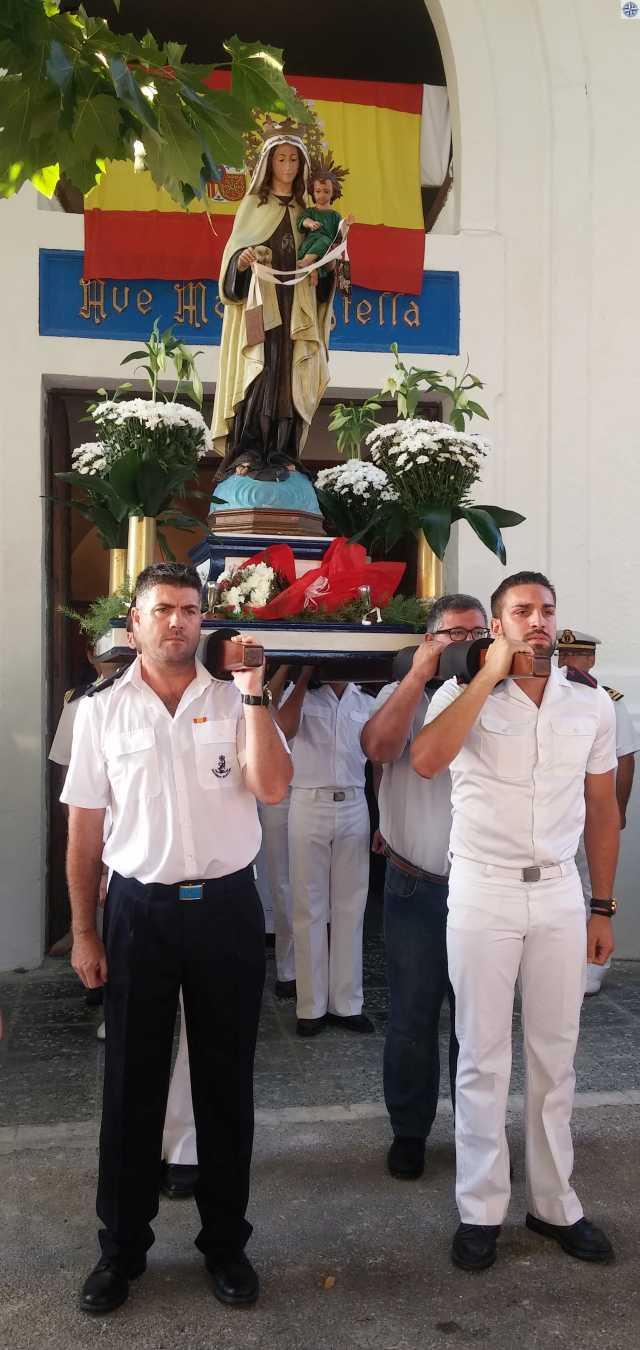 Procesión del Carmen 2015