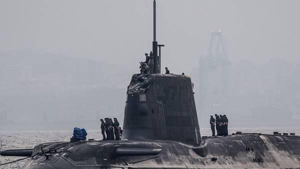 submarinoHMSAmbush