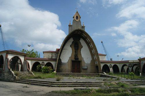 iglesia de San Juan de Nieva