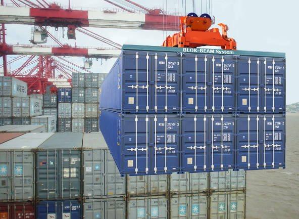 container-blockbeam