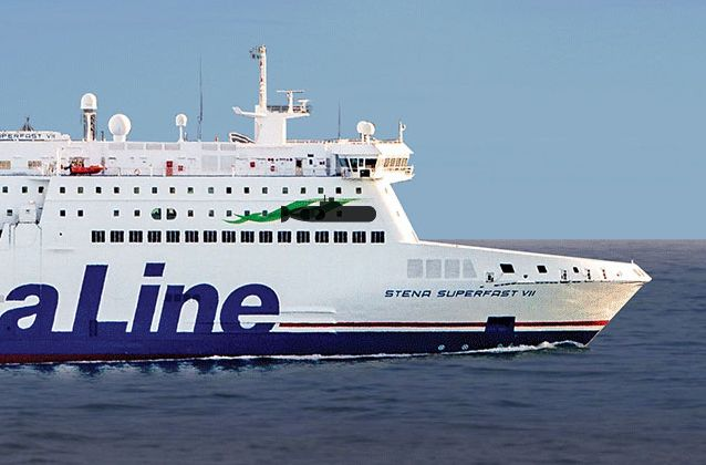 ferry y submarino